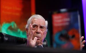 Conversaciones en Logroño de Mario Vargas Llosa