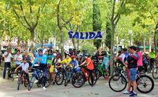 III Paseo en Bicicleta con Sheyla Gutiérrez reúne
