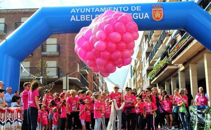 Mujeres contra el cáncer en Albelda