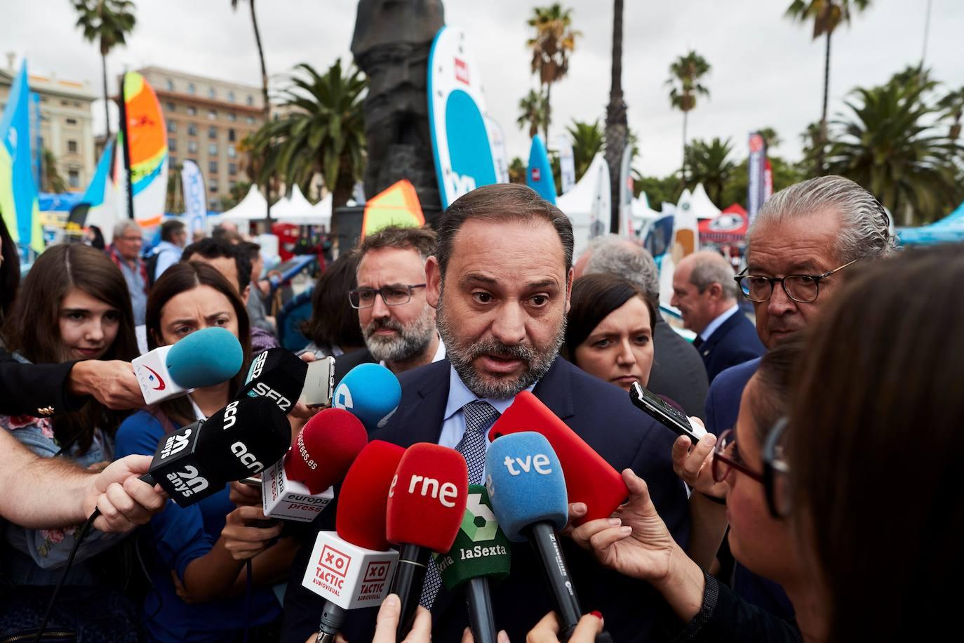 Ábalos: «El Gobierno no se plantea el indulto»