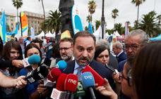 Ábalos: «El Gobierno no se plantea los indultos»