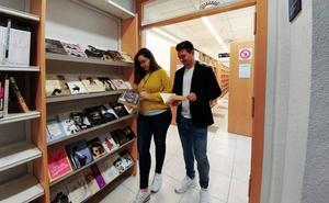 La biblioteca de Calahorra se suma a la celebración del Día de las mujeres escritoras