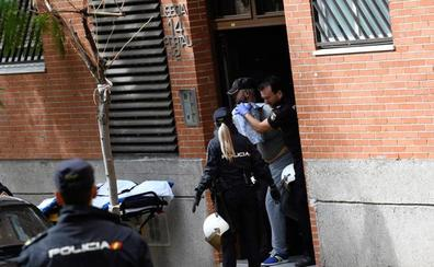 Liberada la mujer retenida por su expareja en Madrid