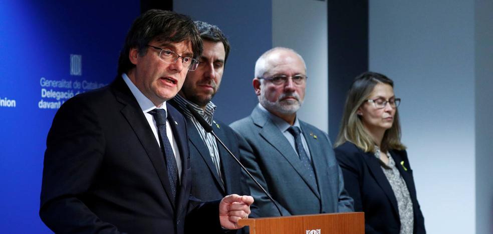 Llarena reactiva la euroorden contra Puigdemont