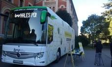El bus del Domund estará todo el día en Murrieta