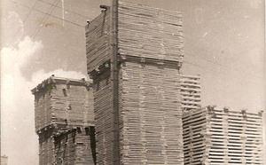 La retina: 'Rascacielos' de tablas en Nájera