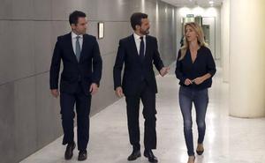 Álvarez de Toledo reconoce su «decepción» tras la sentencia del 'procés'