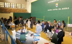 ¿Te toca estar en mesa electoral en Nájera? Compruébalo aquí