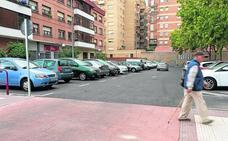 Un parking con plazas casi fijas