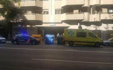Cortado una hora el pasaje entre Vara de Rey y San Antón por una asistencia sanitaria de emergencia