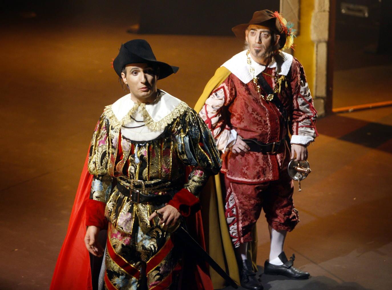 'Tres sombreros de copa' abre mañana la Muestra de Teatro de Afiicionados