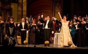 Otro brindis por 'La Traviata'