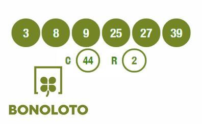 La Bonoloto deja en Logroño 154.000 euros
