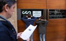 Nuevas obras de reparación en el Centro de la Cultura del Rioja (pero de abrirlo, nada)