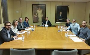 Ciudadanos pide en el Parlamento de La Rioja un requerimiento a Quim Torra