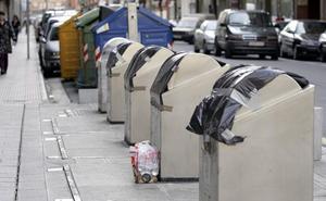 El PP pide que se limpie el entorno del Ebro y se mejore el acceso a los contenedores