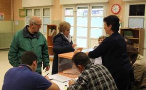 Mesas electorales de Arnedo para el 10N
