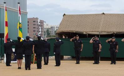 28 efectivos de la Policía Nacional de La Rioja se unen al dispositivo de seguridad de Cataluña
