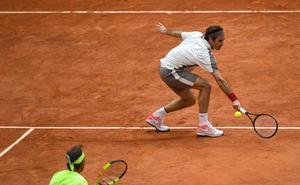 Federer confirma su participación en el próximo Roland Garros