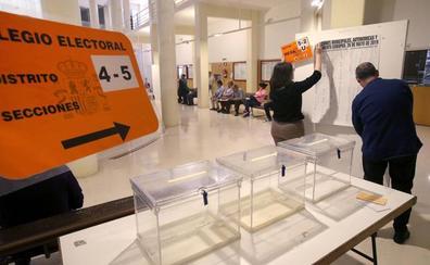 Hoy se celebra en el Ayuntamiento de Logroño el sorteo para la formación de las mesas electorales