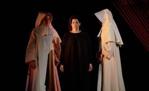 Laia Marull protagoniza en el Bretón la versión teatral de 'Mariana Pineda'