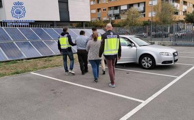 Detenidas dos personas en Logroño por el timo de 'Tocomocho'