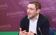 El negociador de Podemos llegado de Castilla-La Mancha, nuevo asesor del Parlamento