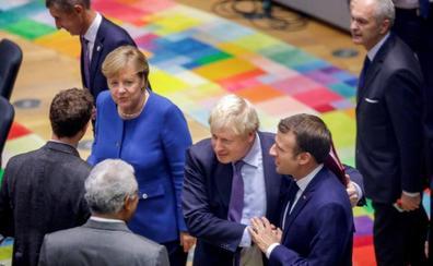 Macron, Merkel y Johnson se reunirán con Erdogan para hablar de la ofensiva en Siria