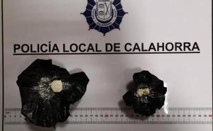 Sorprendido en Calahorra con 7,4 gramos de speed ocultos en su coche y más de 300 cartuchos