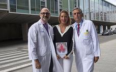 Lucía Antón, nueva doctora por la UR