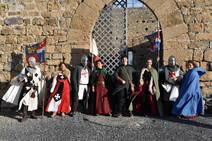 Cornago viaja a la Edad Media