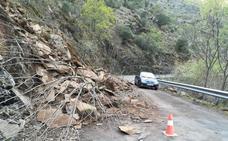 Reabierto el tráfico en la carretera LR-113