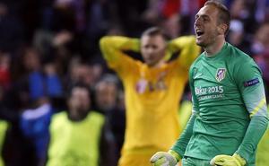 Leverkusen, el rival con el que nació la leyenda de Oblak