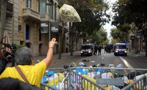 Prisión para 28 de los 104 detenidos en Cataluña por los disturbios callejeros
