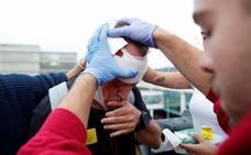 565 heridos: balance de una semana de disturbios en Cataluña