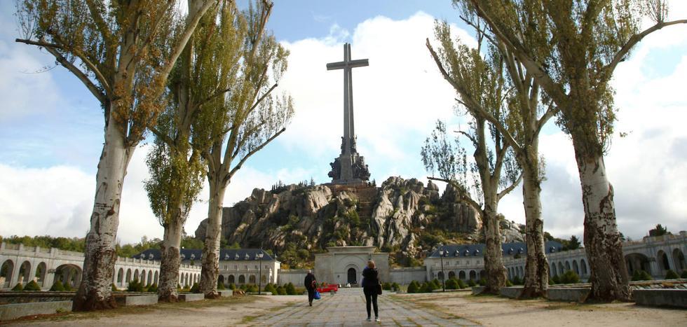 La exhumación de Franco se realizará el jueves 24 de octubre por la mañana