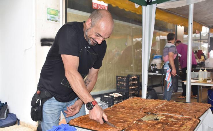 Éxito de la cocina al aire libre y las degustaciones en Autol