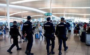 Interior desplegará en Cataluña el fin de semana la mitad de los agentes que el 1-O