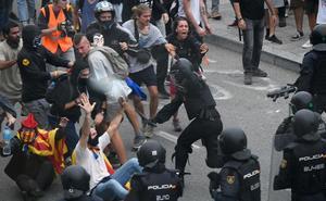Los CDR detenidos planearon la toma de El Prat para forzar la intervención del Ejército