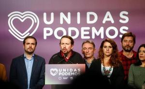 Podemos pierde siete escaños pero aun aspira al gobierno de coalición