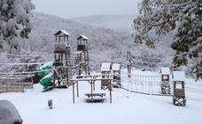 Domingo, noviembre, relax y mucha nieve