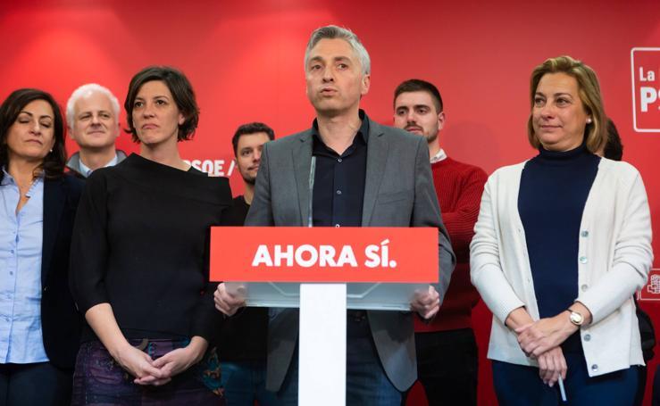 Victoria pírrica del PSOE riojano