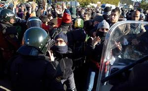 El independentismo radical se apodera de la carreteras catalanas