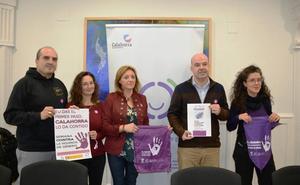 Calahorra se vuelca en la lucha contra la Violencia de Género
