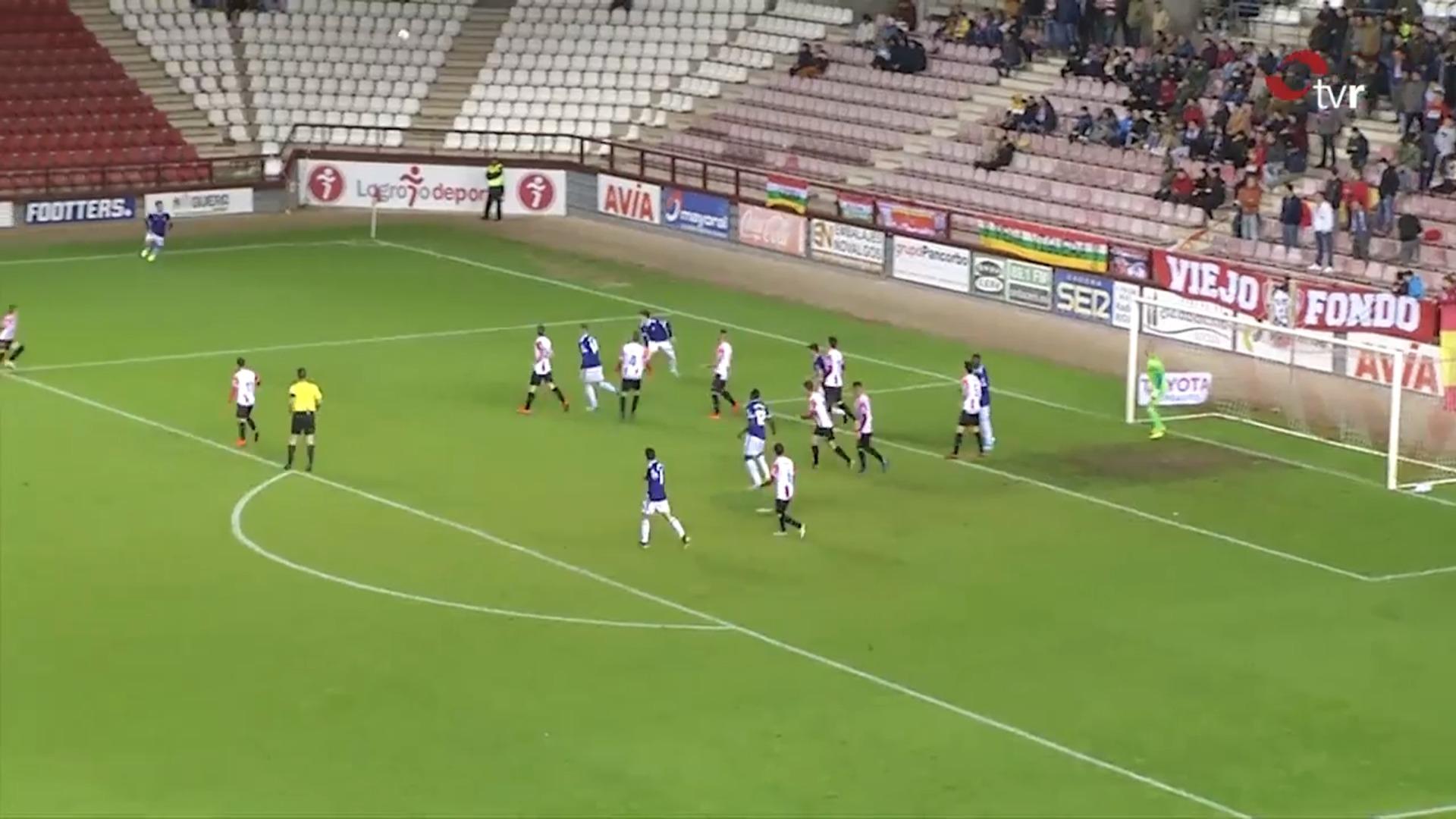 Unión Deportiva Logroñés-Burgos, en directo en TVR