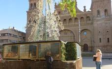 El Belén municipal de Alfaro regresará diez años después a la Lonja de San Miguel