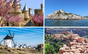 Pueblos con fortaleza: municipios españoles que presumen de castillo