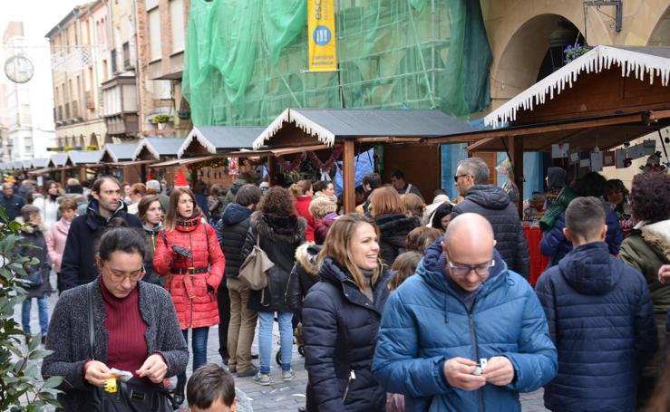 Domingo de Mercado Navideño en Calahorra