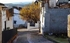 La urbanización de la calle Cárcaba acaba tras una inversión de 165.738 euros