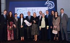 Cartonajes Santorromán recibe el Premio a la Empresa Familiar 2019